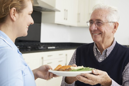 Helping Elderly Loved Ones in Their Personal Care Tasks
