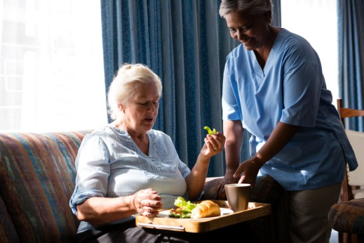 Healthy Food Choices for the Elderly