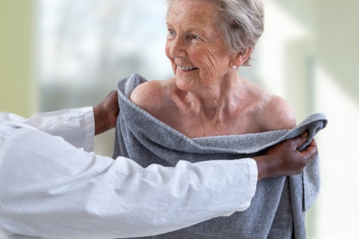 Senior Hygiene: The Role of Caregivers
